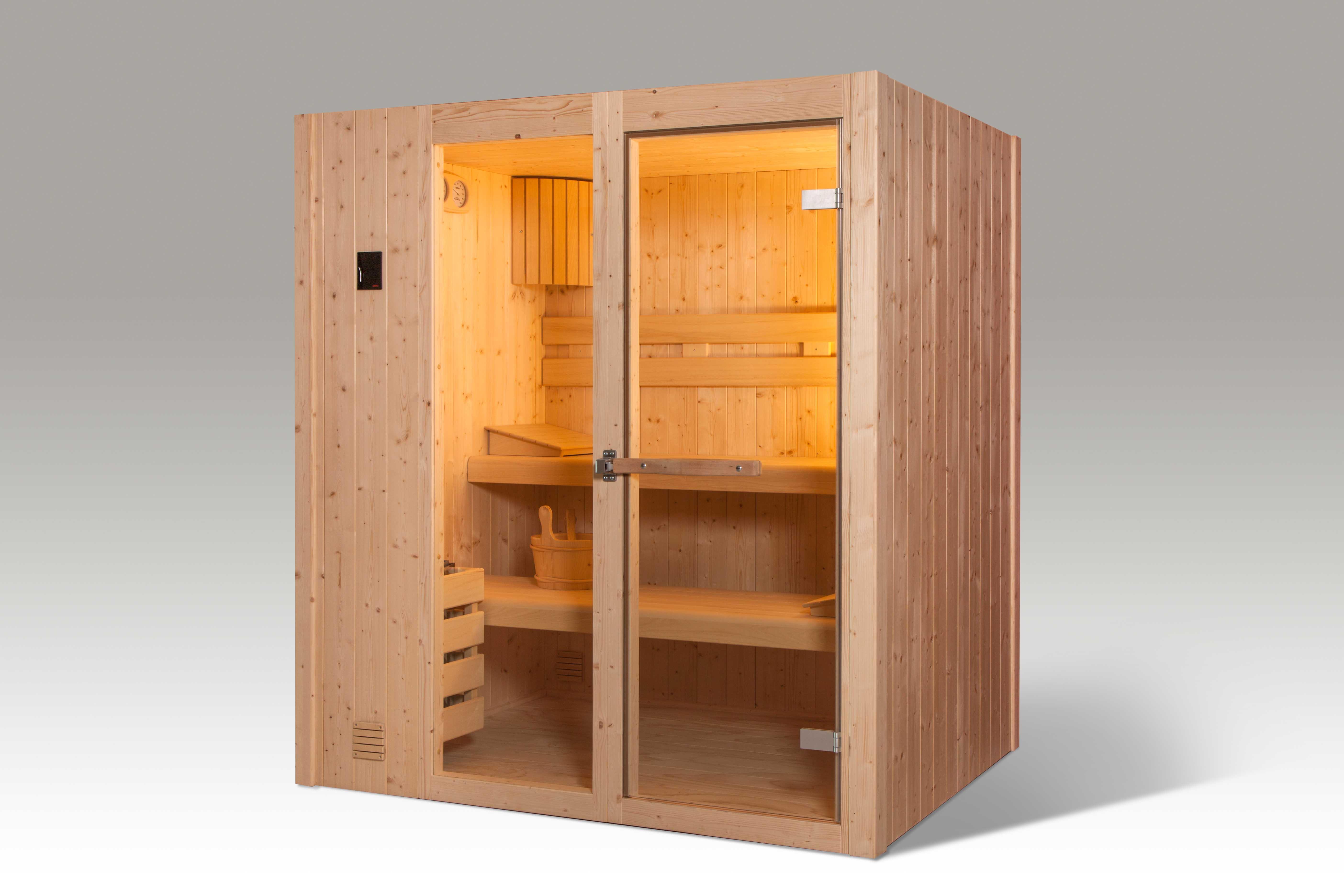 Saune in Promozione!