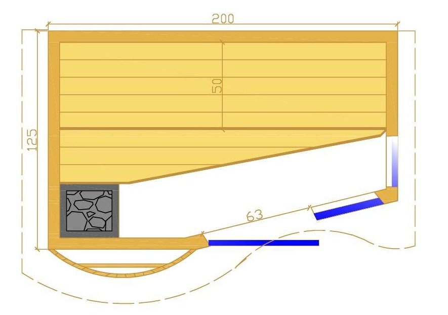 Sauna Laury